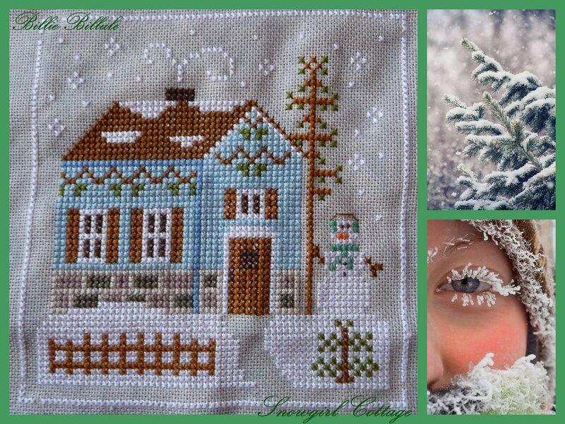 7 Snowgirl's cottage
