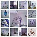 La décoration de la chambre de choupette...