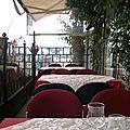 Resto à Mergellina face au Vesuve