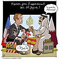 Macron joue l'appaisement...