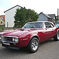 PONTIAC Firebird 400 2door coupé 1967 Hambach (1)