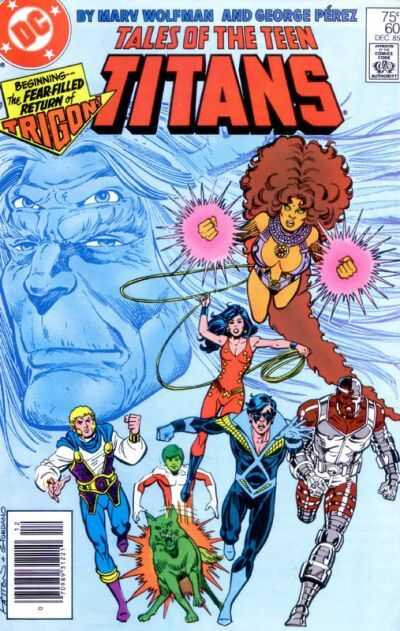tales of the teen titans 60