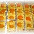 Tartelettes abricot-ananas