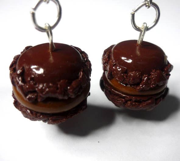 macaron marron