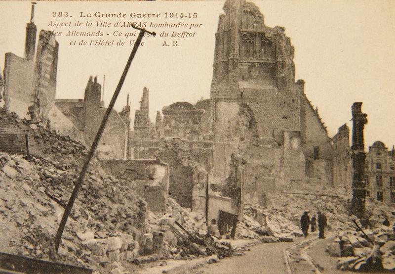 L'Artois : Arras