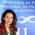 maud jurez*jury officiel*du 2ème festival international du film historique de waterloo; =belgique