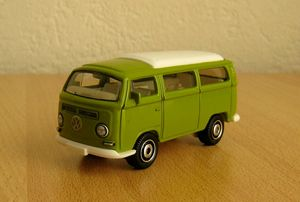 Vw T2 bus de 1970 de chez Matchbox (2007) au 1