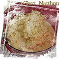 Tour en cuisine 245 : riz au lait au micro onde