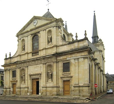 Eglise de Richelieu