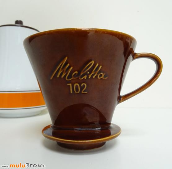 MELITTA-Porte-Filtre-4-muluBrok-Vaisselle-vintage