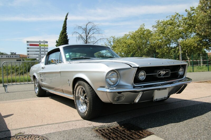 Ford Mustang fasback 1967
