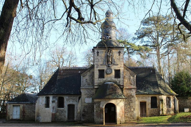 19-JF Notre Dame de Grâce à Honfleur