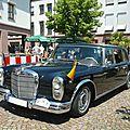 MERCEDES 600 limousine 1965 Gundelfingen (1)