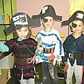 Les beaux pirates