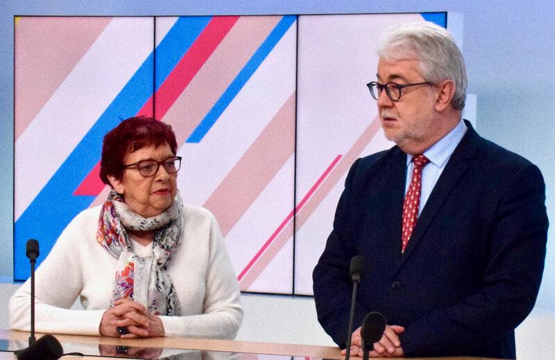 DIMANCHE EN POLITIQUE 2019 JJT Colette Finet