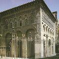 Tolède-Mosquée Cristo de la Luz