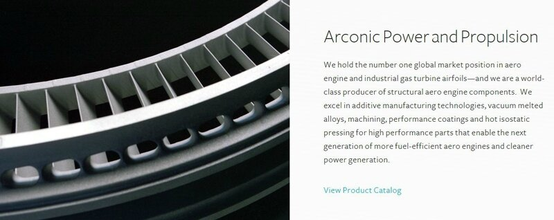 Arconix power and propulsion ex Alcoa