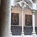 Le musée de l'azulejo à lisbonne est vraiment superbe.