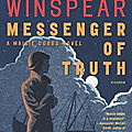 Messenger of truth, de jacqueline winspear