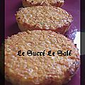 Thermomix galettes carottes surimi au curry
