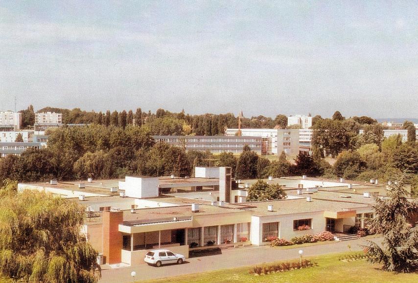 Metz quartier Borny