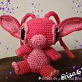 Angel, la copine de stitch