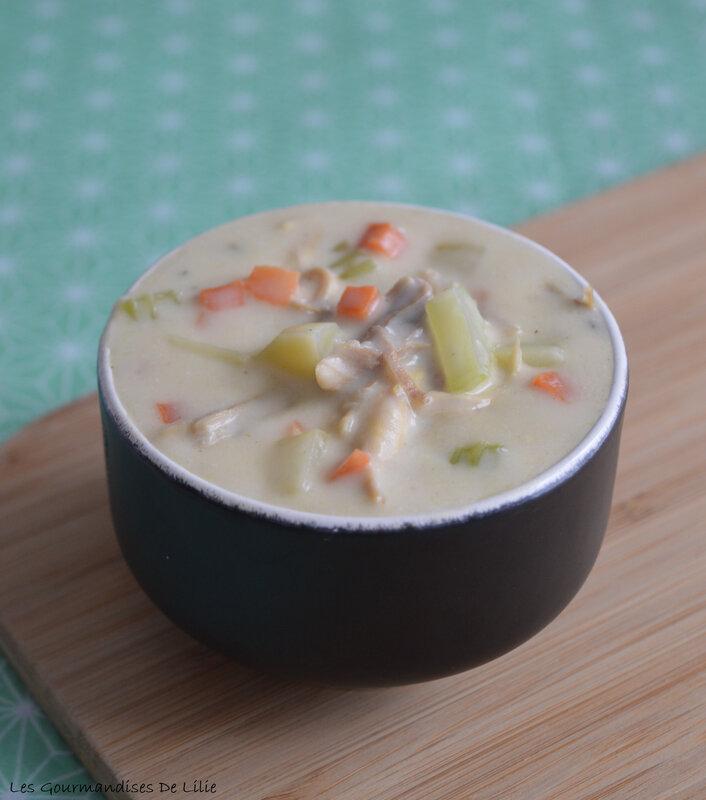 soupe poulet (1L)