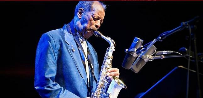 Ornette Coleman Jazz on 3 juin 15