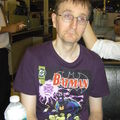 Chris C at Diner