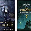 A better quality of murder, de ann granger