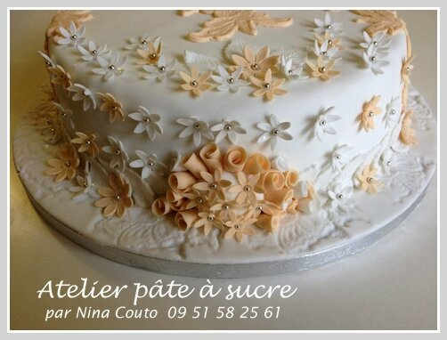 atelier pate a sucre Nina Couto geneve 2