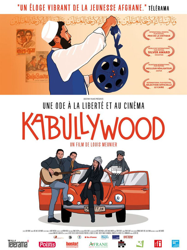 Kabullywood_Affiche