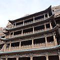 Shanxi #1 - des mines et des bouddhas
