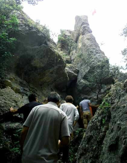 La grotte de Faucon 2014