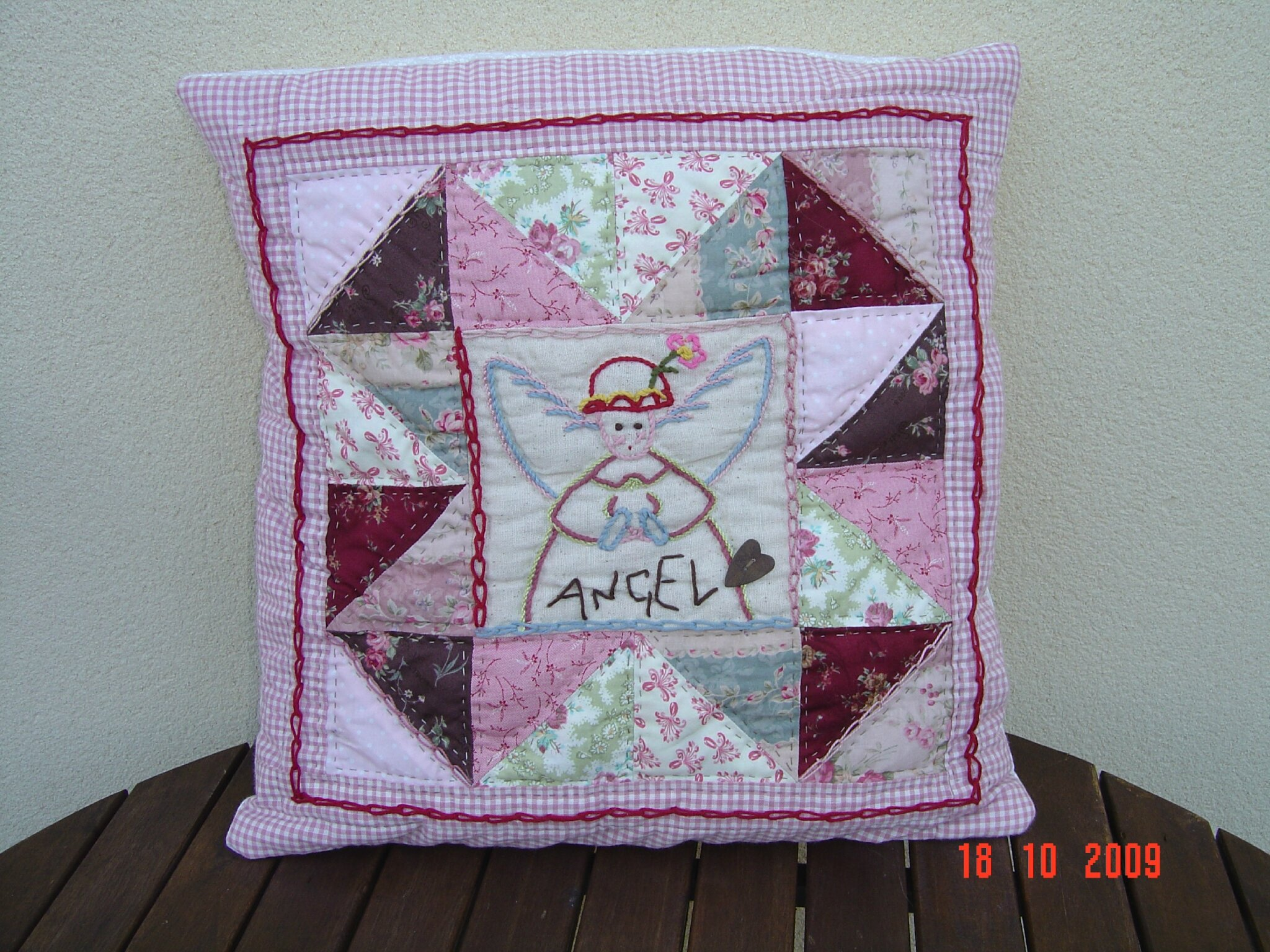 * Coussin Angel *