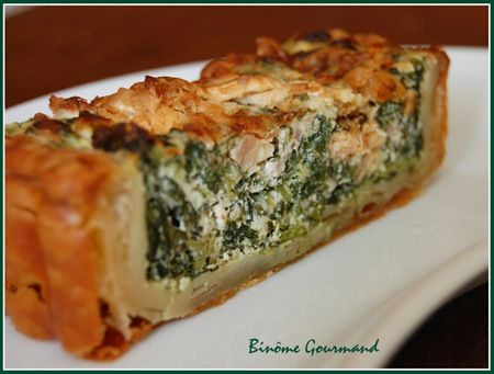 Quiche saumon brillat-savarin1