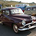 SIMCA Aronde commerciale 1953 Soultzmatt (1)
