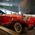 Mercedes benz 500k spezial roadster 1936