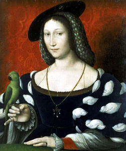 Marguerite vers 1527, Liverpool