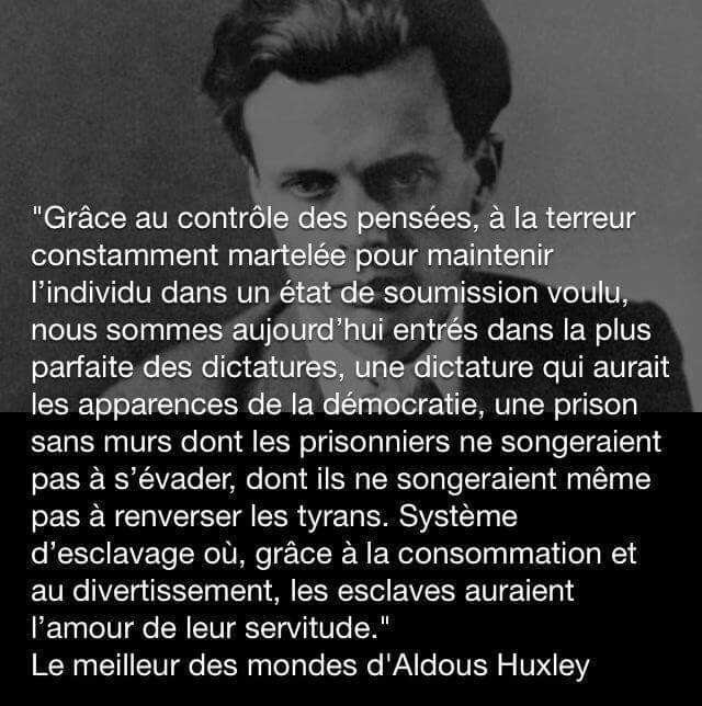 Huxley citation