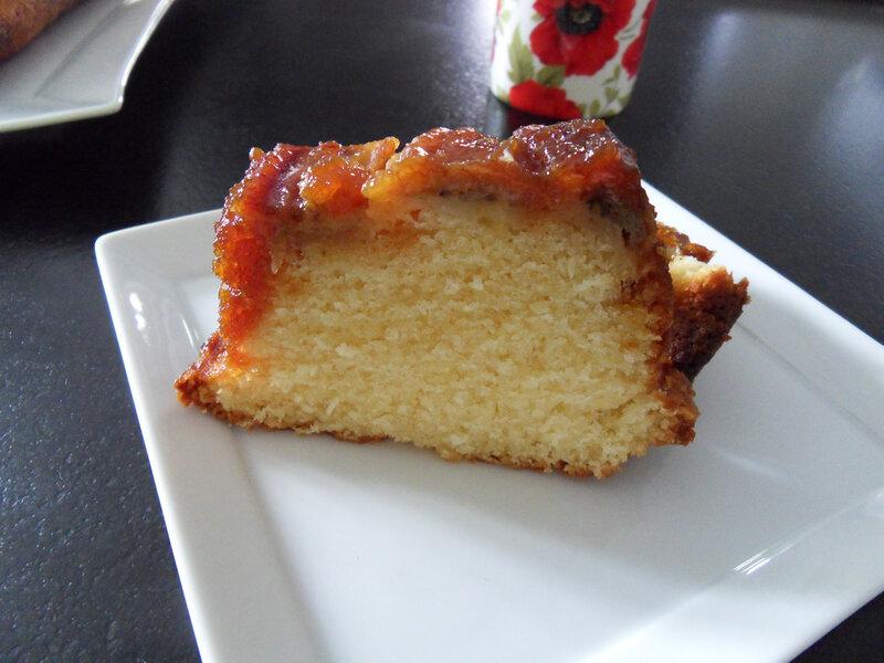 cake tatin de banane2