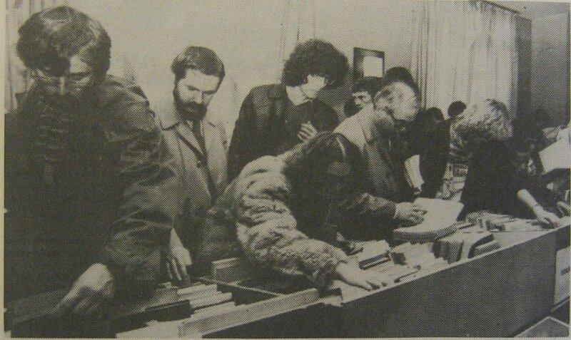 Foire aux livres 1981 ER 25 Oct Visiteurs IMG_16501