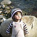 Suzanna au bord de l'eau