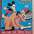 Disney Mickey Mouse 1937 - BD 16