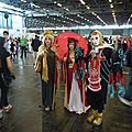Beaux cosplays