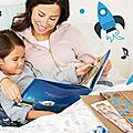 Lancement de box contenant des livres jeunesse par amazon