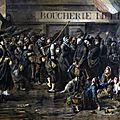 Andrieux, Boucherie municipale (1871)