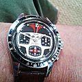 Yema Rallygraph Super Valjoux 72
