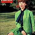 Paris match 8/04/1961