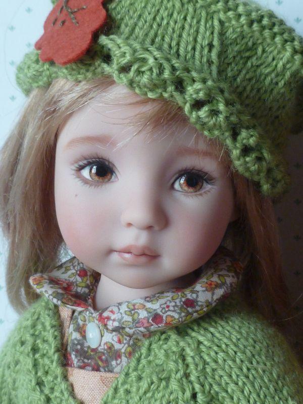 Léonie, Little darling du moule 1